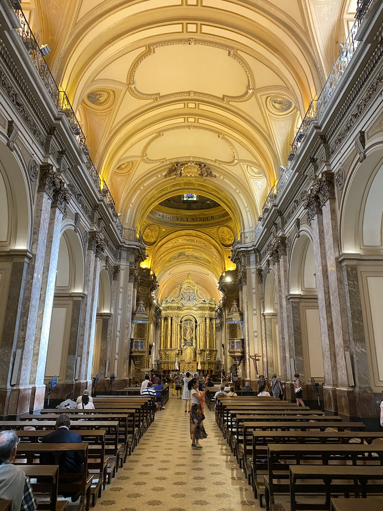 Catedral Buenos Aires