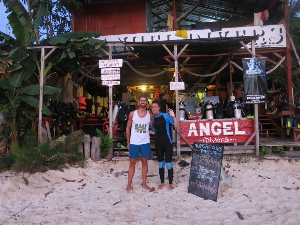 buceo perhentian 8